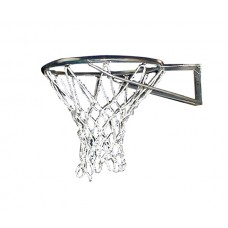 Netball Net - Heavy Duty White Nylon