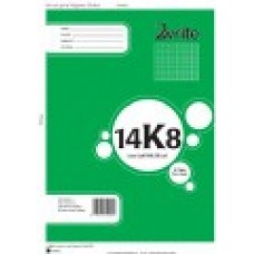 14K8 - A4 - 2MM - QUAD - REFILL PAD