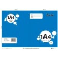 1A4 - EXERCISE BOOK - PLAIN