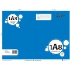 A4 Plain Exercise Book 1A8
