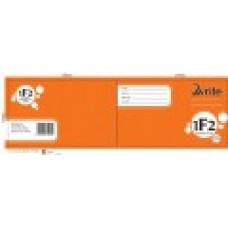 1F2 - EXERCISE BOOK - RULED - 12MM