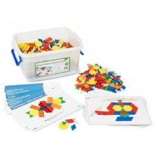 PATTERN BLOCKS CLASSROOM SET