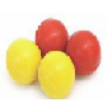 KIWI CRICKET BALL - PVC - 110G - YELLOW