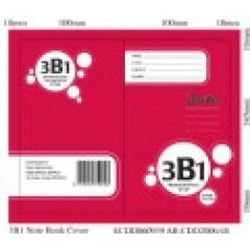 3B1 - 7MM - RULED - NOTEBOOK