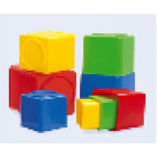 STACKING CUBES IN A BOX