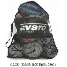 BALL CARRY BAG DELUXE - 15 CAPACITY