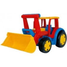WADER GIANT TRACTOR WITH SHOVEL