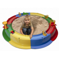 WADER SANDBOX WITH ACCESSORIES