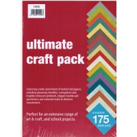 A4 - ULTIMATE CRAFT PAPER PACK