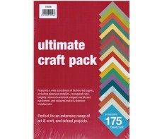 A4 ULTIMATE CRAFT PAPER PACK