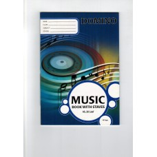 A5 - INTERLEAVED MUSIC BOOK