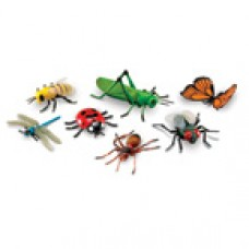 JUMBO ANIMAL SETS - INSECTS