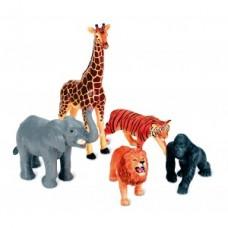 JUMBO ANIMAL SETS - JUNGLE ANIMALS