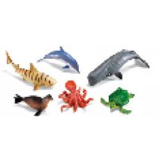 JUMBO ANIMAL SETS - OCEAN ANIMALS