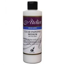 ATELIER CLEAR PAINTING MEDIUM - 250ML