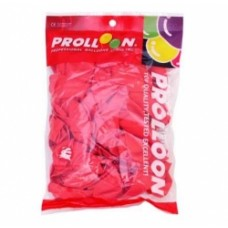 BALLOONS - RED - PKT OF 100