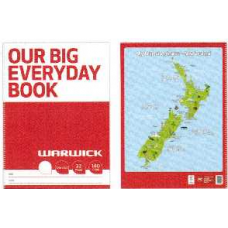 OUR BIG EVERYDAY BOOK WARWICK