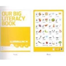 OUR BIG LITERACY BOOK WARWICK