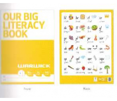 OUR BIG LITERACY BOOK WARWICK