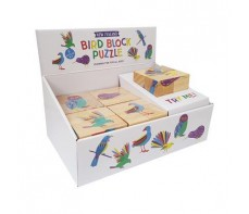 BLOCK PUZZLE NZ BIRDS