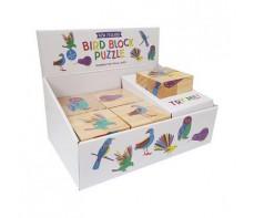 BLOCK PUZZLE NZ BIRDS