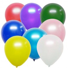 BALLOONS - DARK BLUE - PKT OF 27