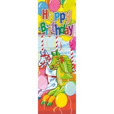 BOOKMARKS - HAPPY BIRTHDAY - 35'S - BM481