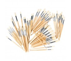 BRUSHES HOG HAIR ASSORTED ROUND 60'S