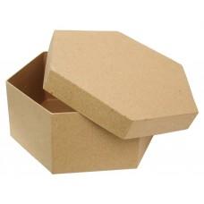 CRAFT BOXES - HEXAGON