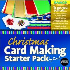 CHRISTMAS CARD MAKING STARTER PACK