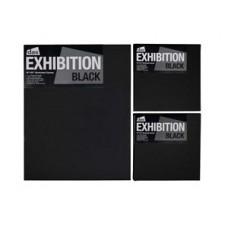 BLACK CANVAS - 1 1/2 INCH - 10 X 10 INCH