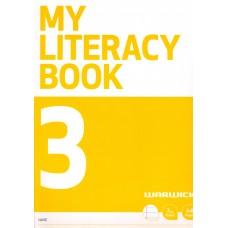 MY LITERACY BOOK 3 WARWICK