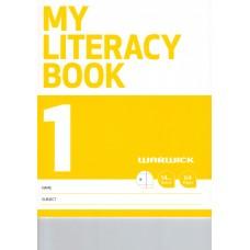 MY LITERACY BOOK 1 WARWICK