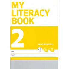 MY LITERACY BOOK 2 WARWICK
