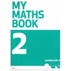 MY MATHS BOOK 2 GREEN UNRULED WARWICK