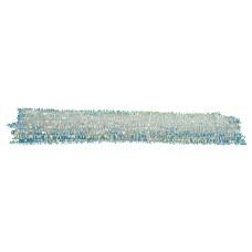 METALLIC - PEARL - PIPE CLEANERS - 30CM - 100'S