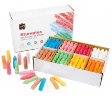 CHALK STUMPIES CLASSBOX 160 ASSORTED
