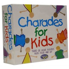 CHARADES FOR KIDS - GAME