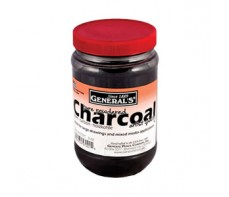 GENERALS CHARCOAL POWDER JAR 170GSM
