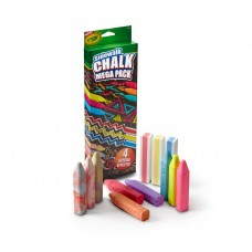 CRAYOLA SPECIAL EFFECTS PLAYGROUND CHALK PACK