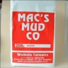 MACS - BUFF - STONEWARE CLAY - 20KG
