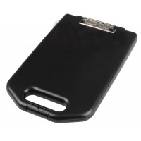 CELCO - STORAGE CLIPBOARD - BLACK
