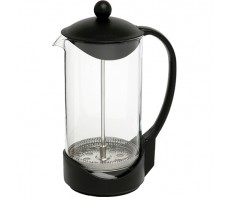 CONNOISEUR BLACK COFFEE PLUNGER 8 CUP