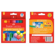 FABER - CONNECTOR PENS - JUMBO - SET 8