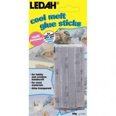 LEDAH - COOL MELT - GLUE GUN - REFILLS - CLEAR