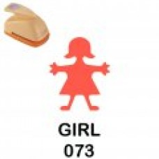 FANCY CRAFT PUNCH - GIRL - CP15N