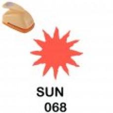 FANCY CRAFT PUNCH - SUN - CP15N
