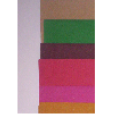 COLOURED SUGAR PAPERS - A1 - 100'S - 10 COLOUR