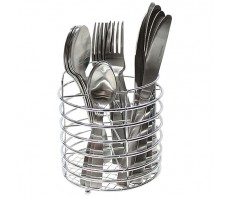 CONNOISSEUR 24PC CUTLERY SET WITH CADDY