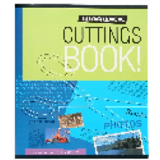 GIANT CUTTINGS - SCRAPBOOK